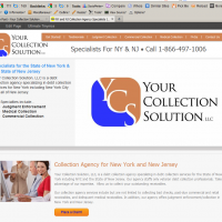 New Website Update for Your Collection Solution